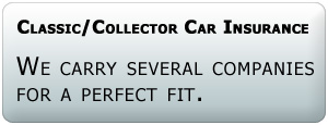 Classic/Collector Car Insurance